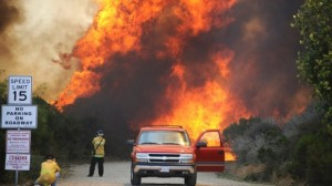 Wall-of-fire-in-southern-California-jpg