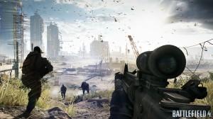 Battlefield 4 EA