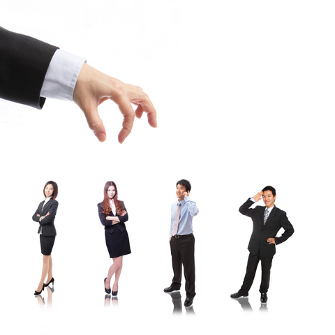 Alegerea unui angajat
